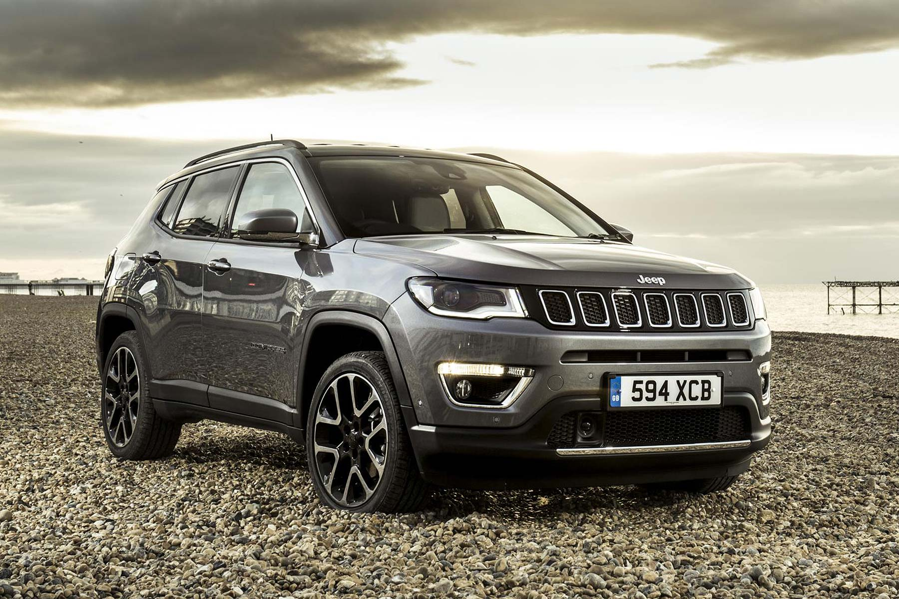 New Jeep pass priced from £22 995