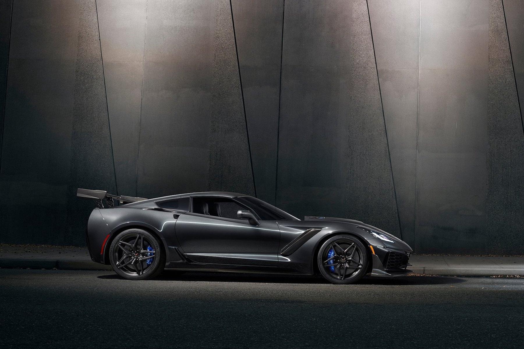 2018 Chevrolet Corvette ZR1
