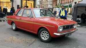 Regent Street Motor Show