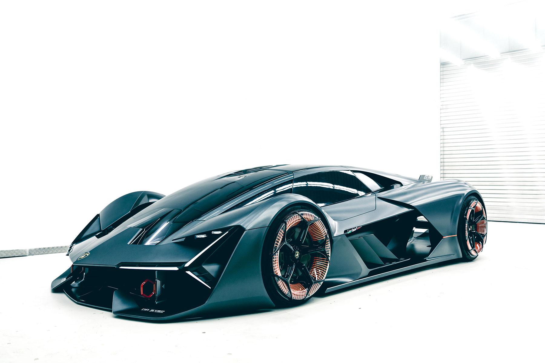 2017 Lambo Price >> Lamborghini Terzo Millennio | Motoring Research