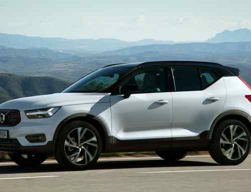 2018 Volvo XC40 first drive: watch out, Jaguar E-Pace