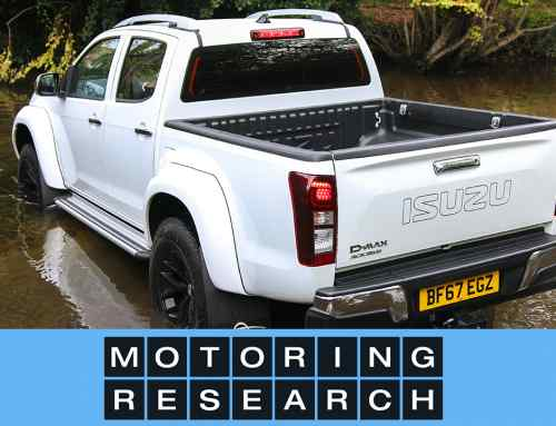 We explore Hertfordshire in an Arctic-spec Isuzu truck