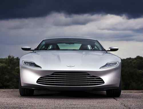 How the Aston Martin DB10 previewed the new Vantage