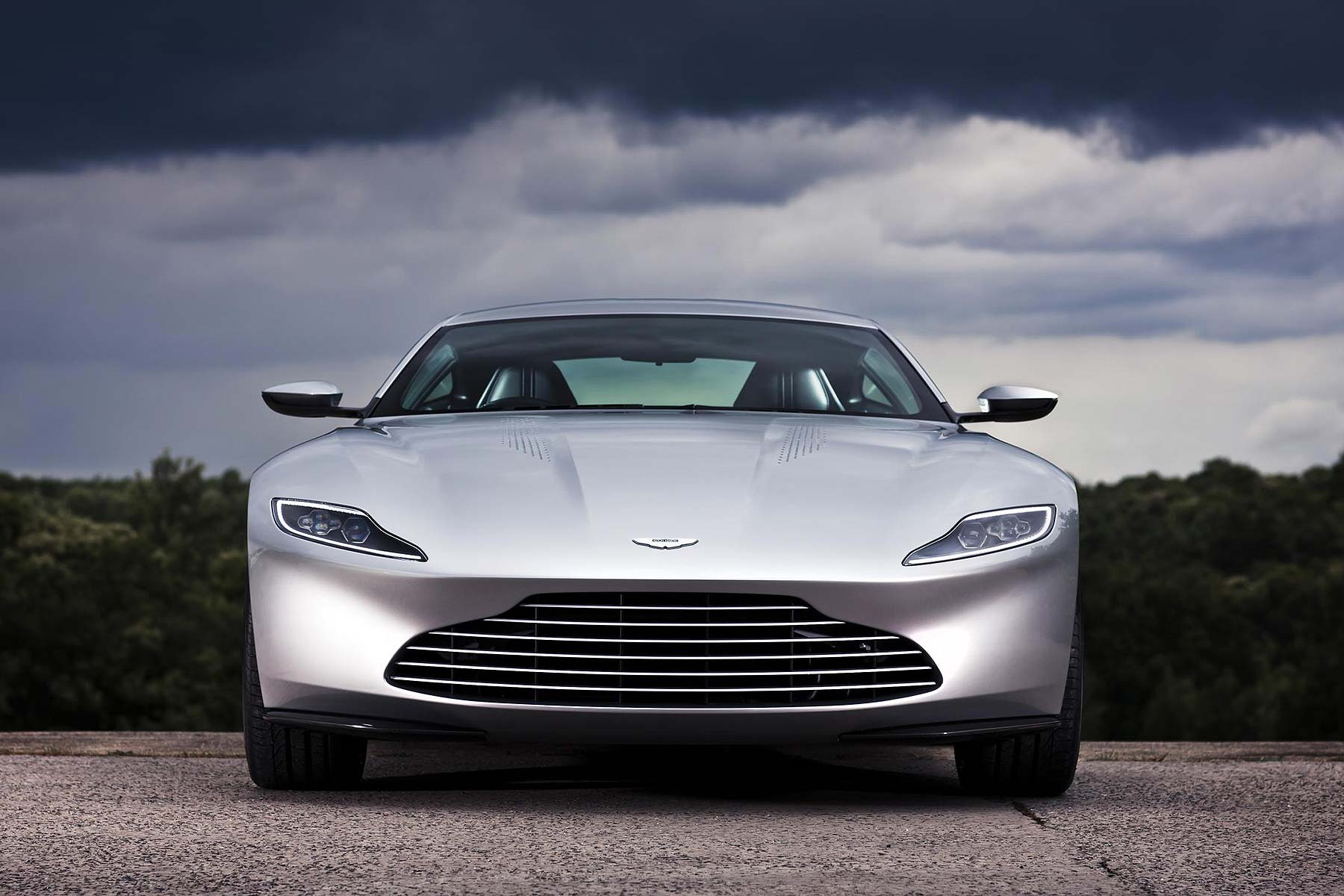 How The Aston Martin Db10 Previewed The New Vantage Motoring Research