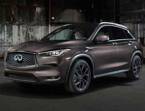 New Infiniti QX50 revealed ahead of 2017 LA Auto Show debut
