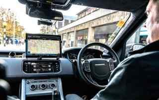 JLR Autodrive self-driving cars