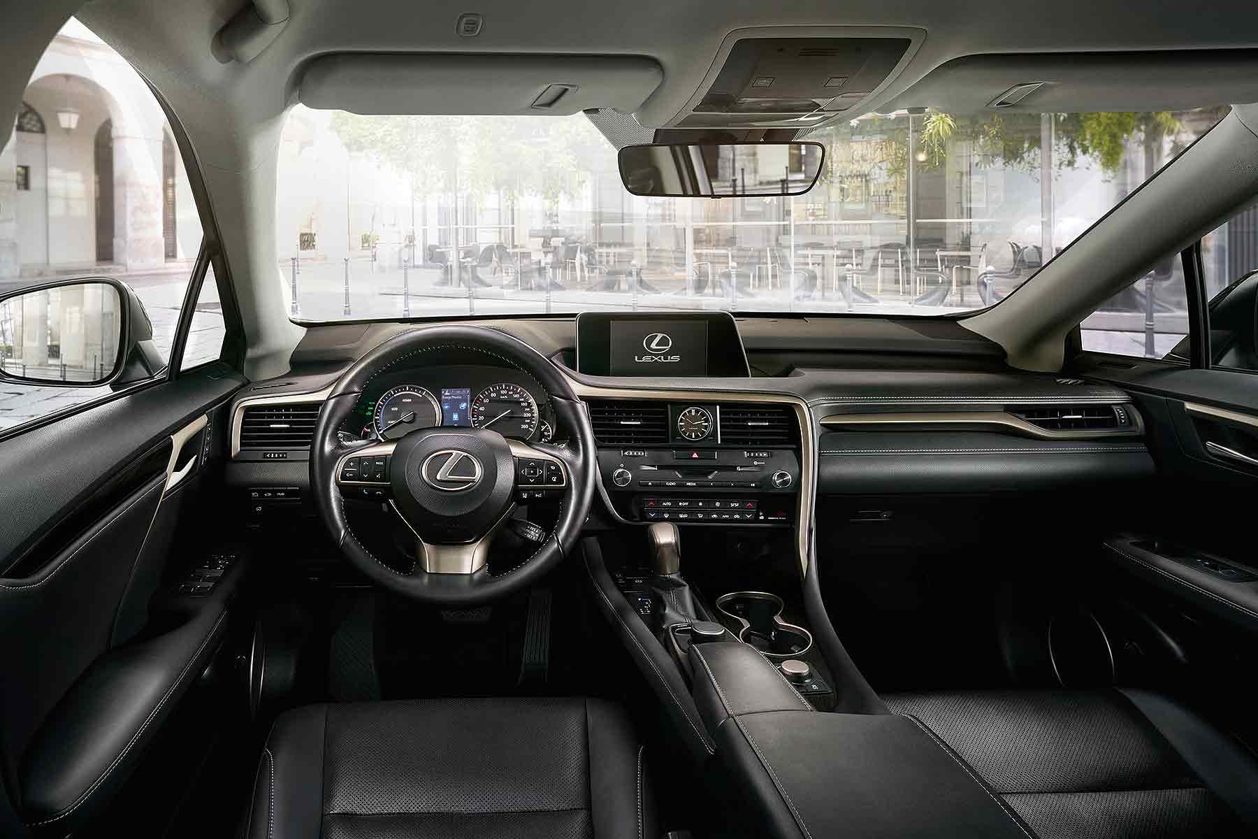 Lexus RX 450h Sport