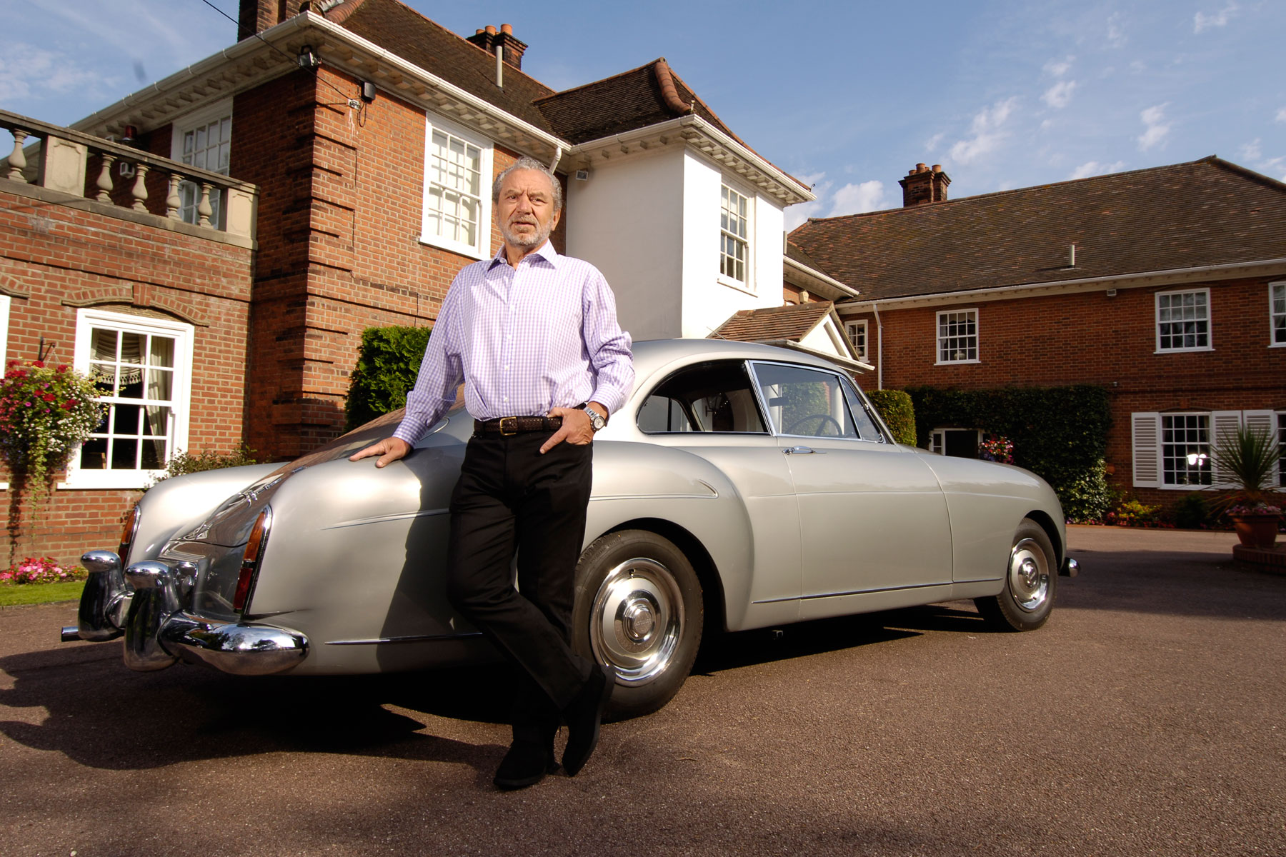 Lord Sugar Bentley