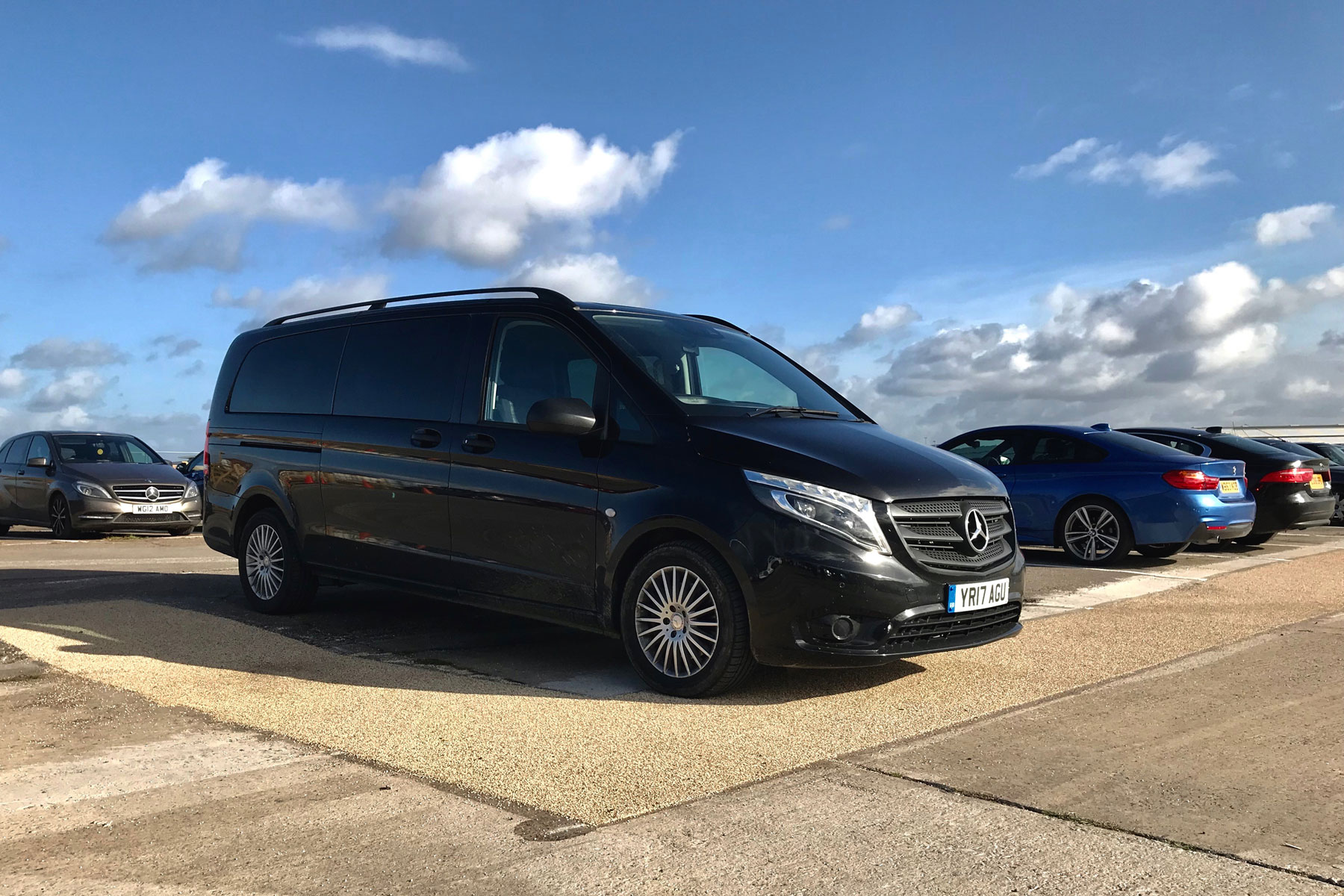 Mercedes Vito Tourer Extra-Long