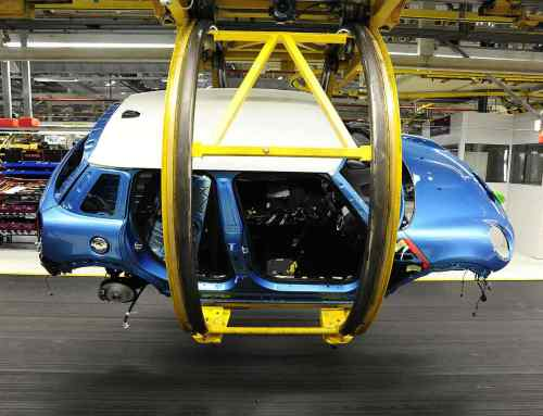 'Worrying' downward revision for 2017 UK car production
