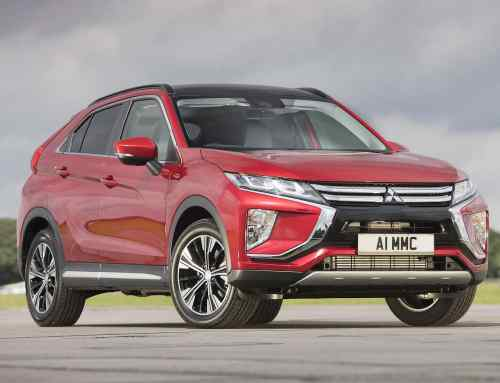 Own a new Mitsubishi Eclipse Cross from £199 a month