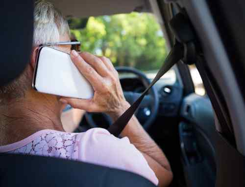 Opinion: It's time we take responsibility for using phones at the wheel