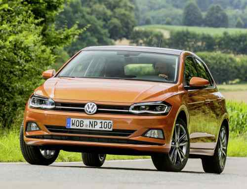 Free insurance offer on new Volkswagen Polo