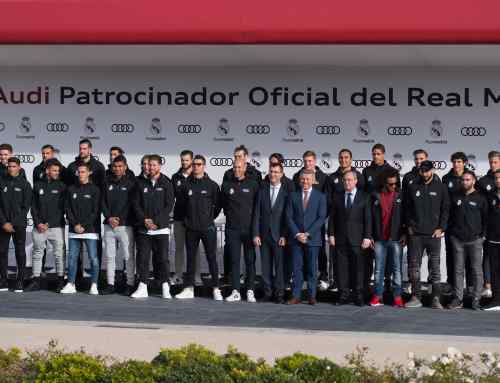 Only one of these Real Madrid players chose the right company car
