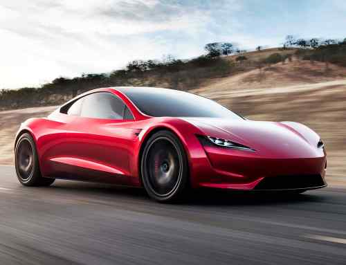 All-new Tesla Roadster in surprise reveal!