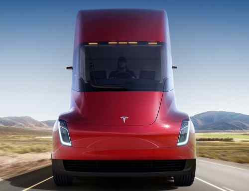 Tesla Truck revealed: the all-electric lorry