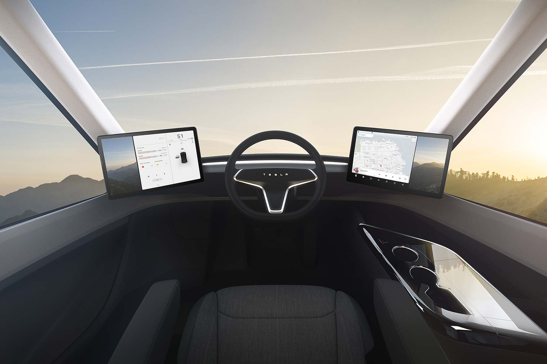 Tesla Truck 2019