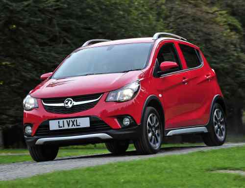 Vauxhall Viva Rocks SUV-look city car now on sale for £11,530