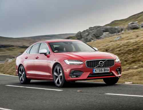 Volvo S90 and V90 T4 are 40mpg alternatives to diesel
