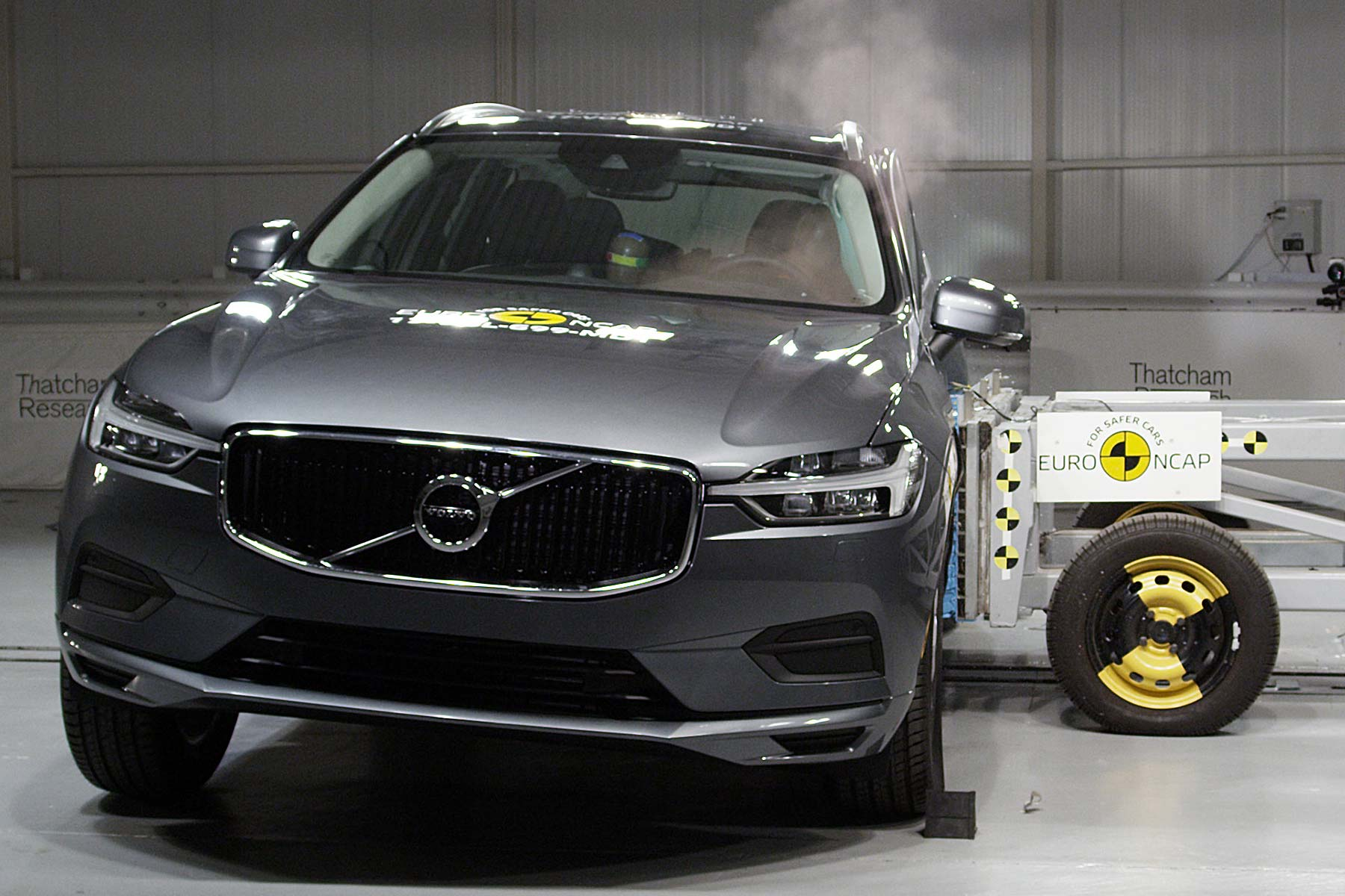 Eight cars get five stars for safety in latest tests for Star motor cars volvo