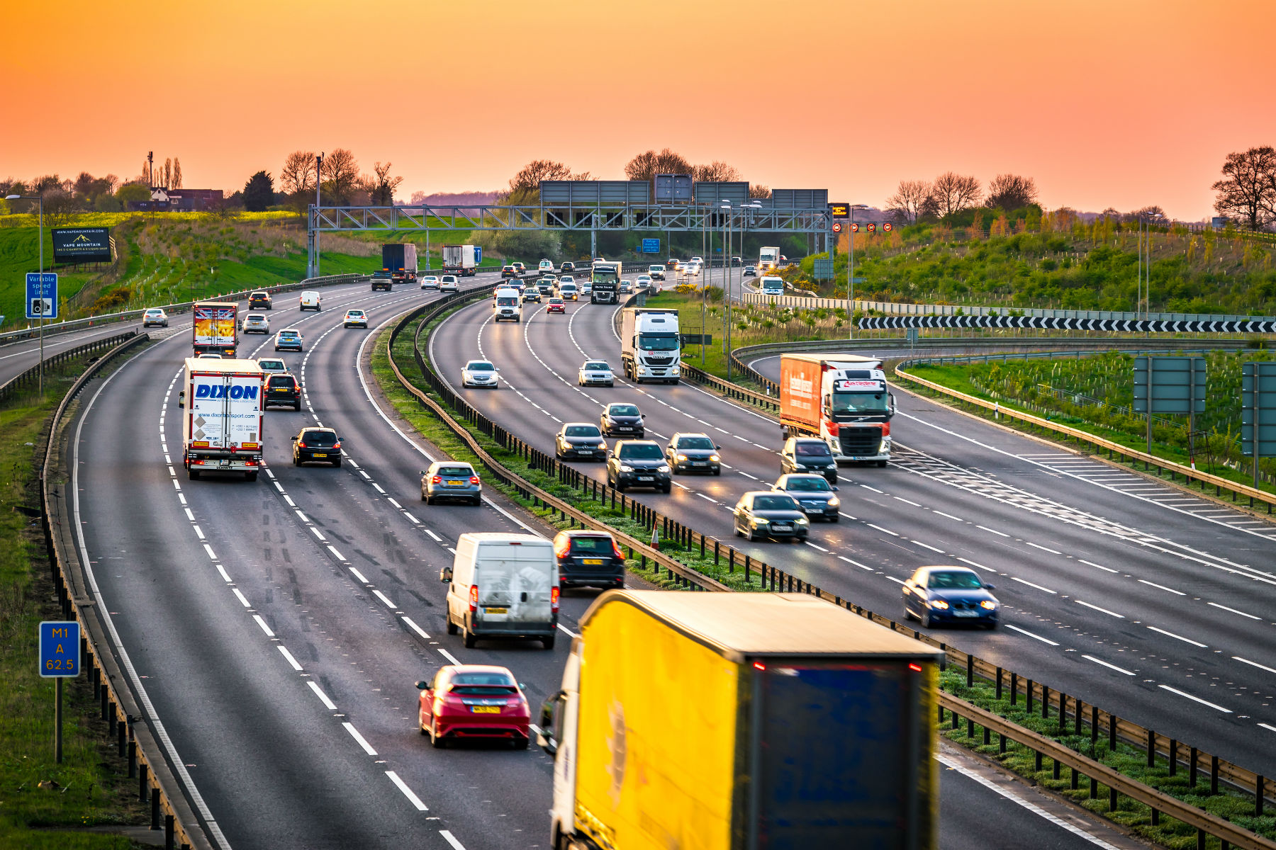 Cruise at 80mph on the motorway? It could be costing you thousands in fuel