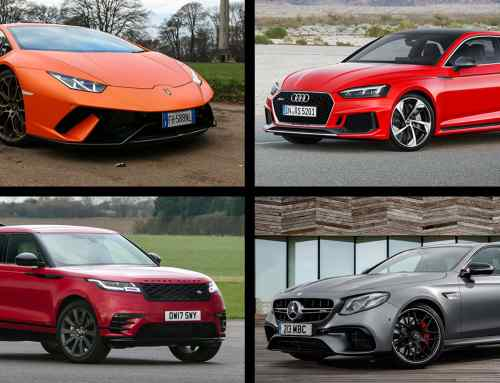Revealed: the cars we loved driving in 2017