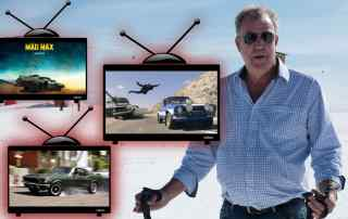 The best Christmas TV for petrolheads