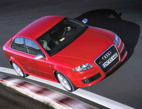 MR archive: Audi RS4 B7 review