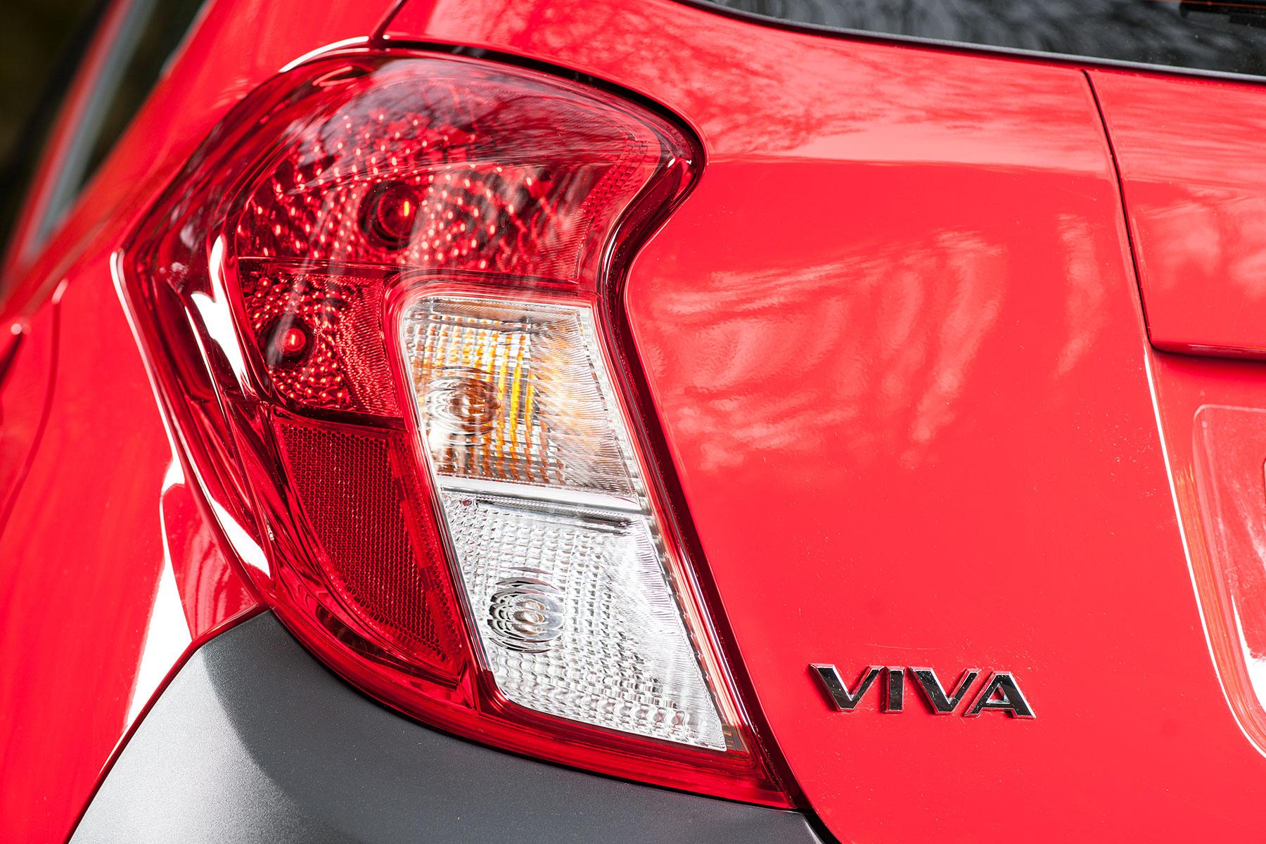 2018 Vauxhall Viva Rocks