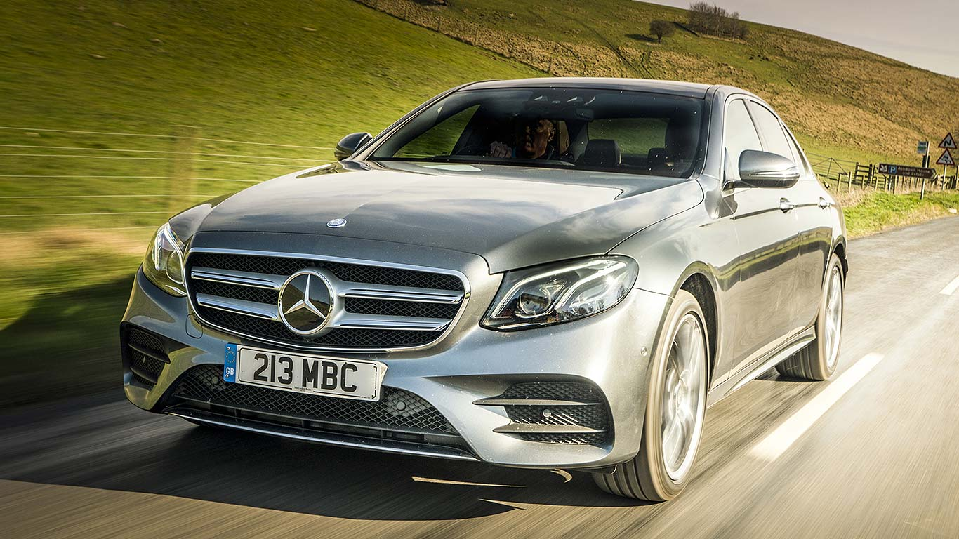 Revealed the most searched for used cars in 2017 for Mercedes benz auto trader