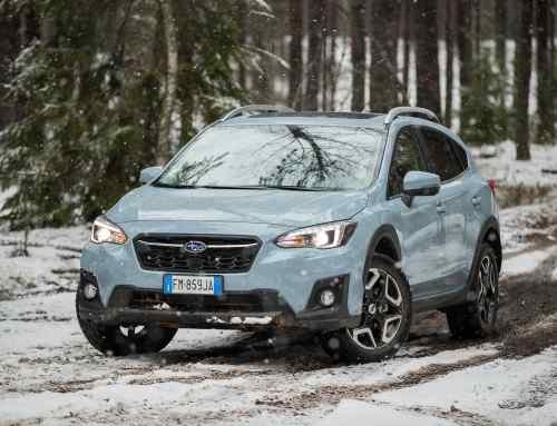 2018 Subaru XV first drive: a budget Land Rover alternative