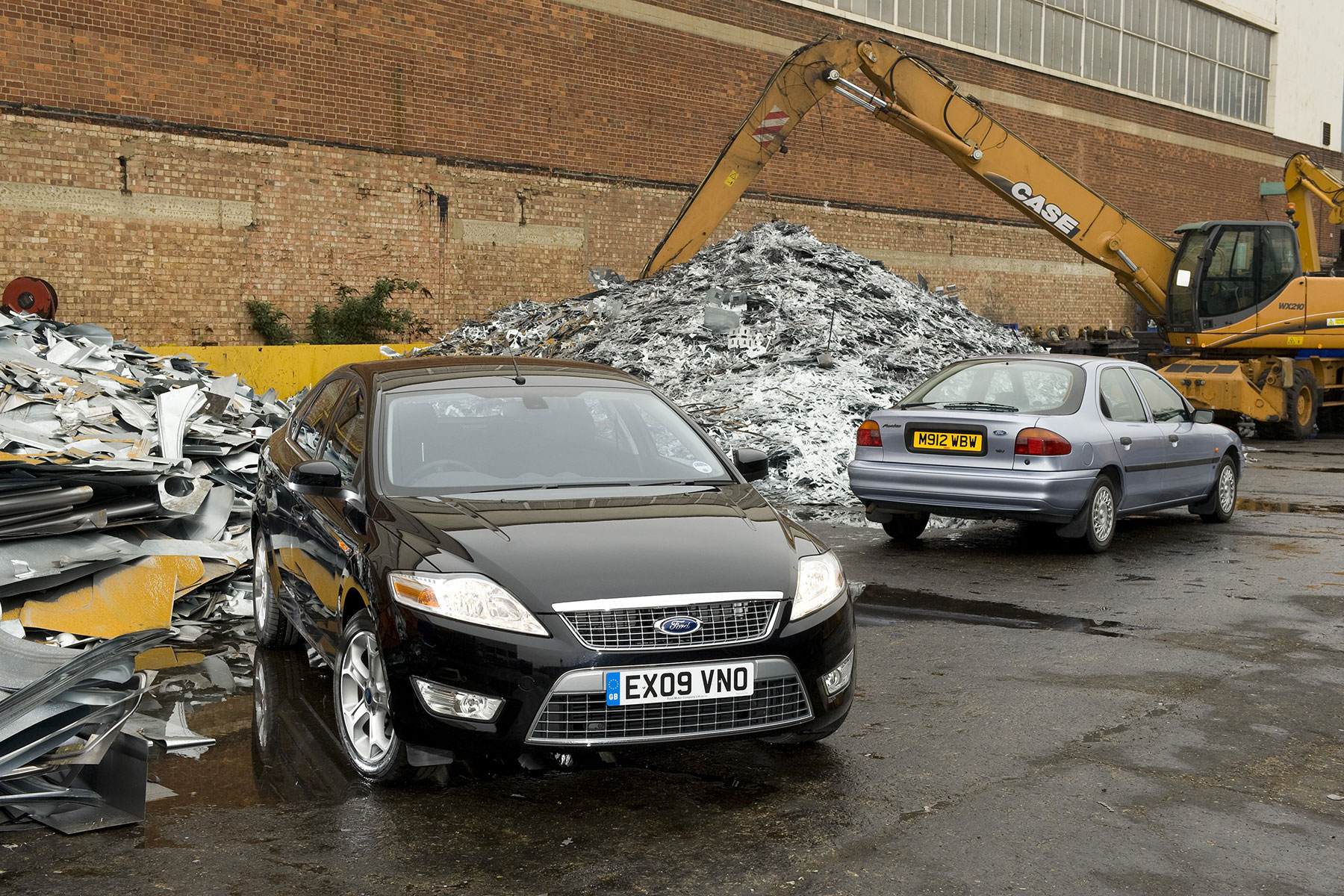 Ford pledges to save historic cars traded in under scrappage scheme ...