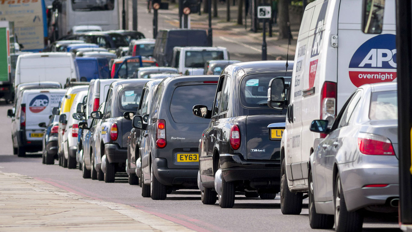 Diesel drivers are penalised