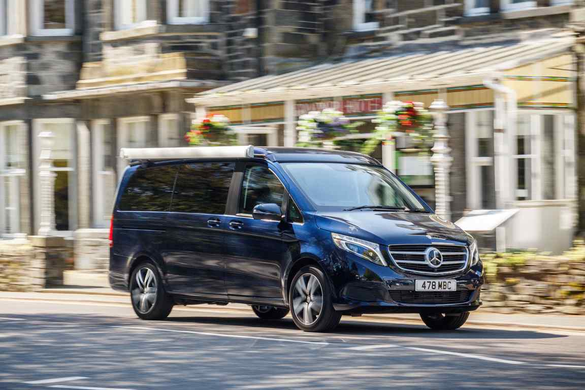 Meet the mercedes benz you can live in motoring research for Mercedes benz residual value