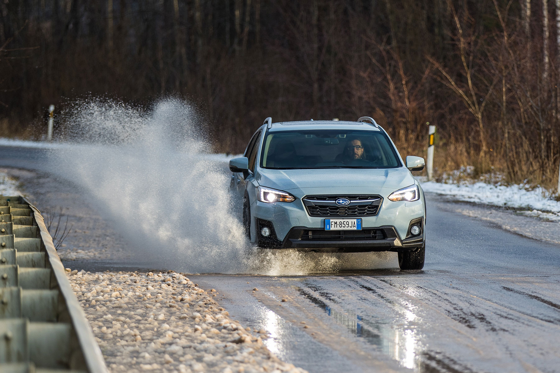 2018 Subaru XV first drive: a budget Land Rover alternative