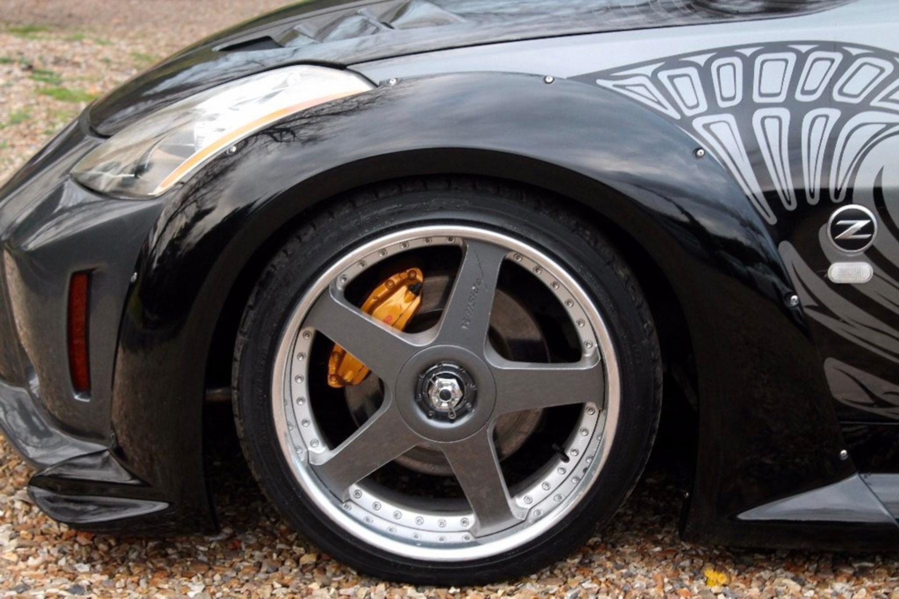 tokyo drift nissan 350z | motoring research