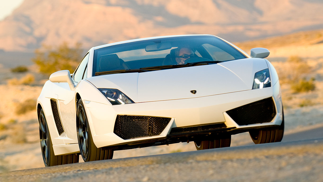 Supercar secrets the top 10 exotics bought on finance