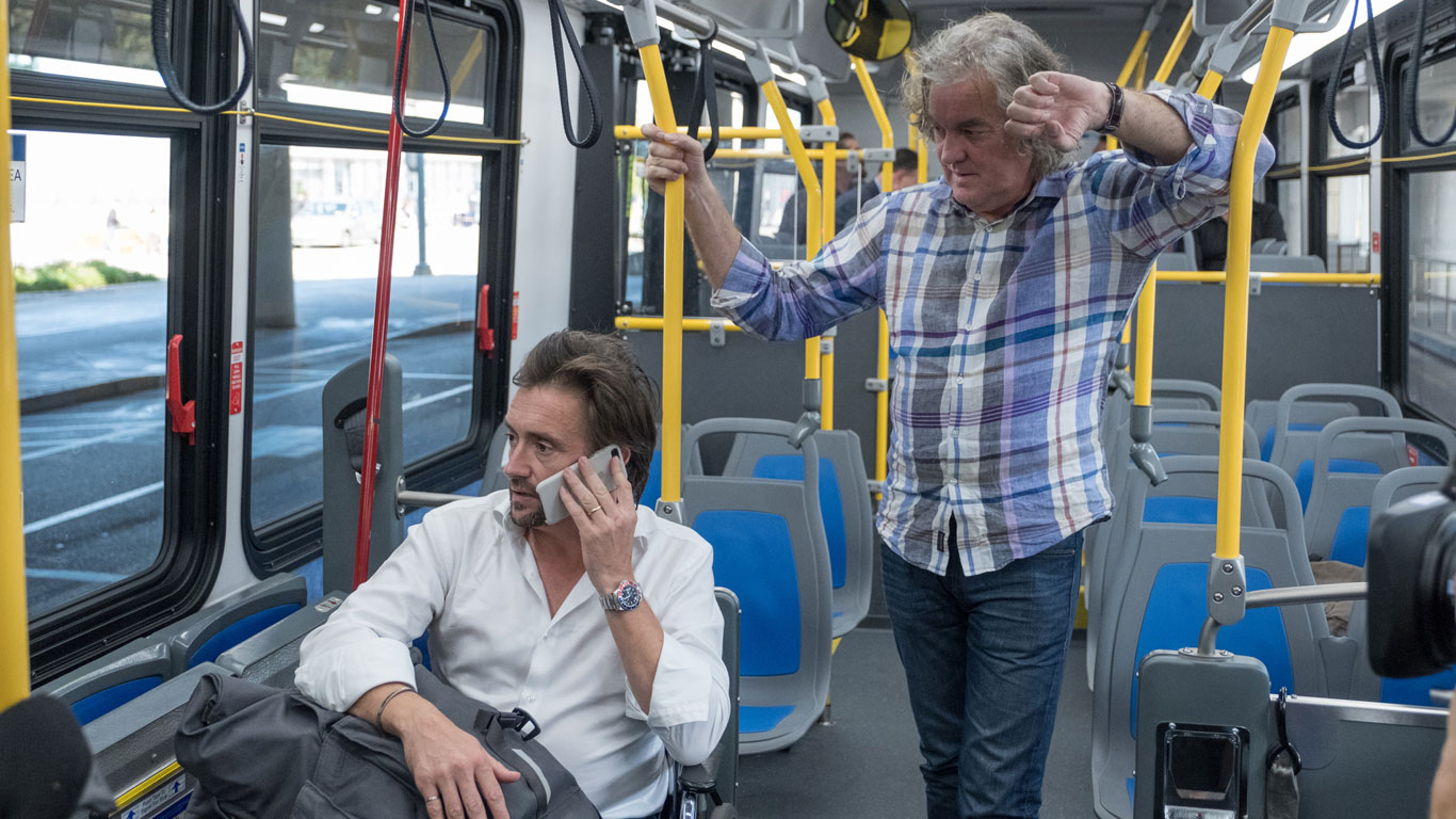The Grand Tour: series 2