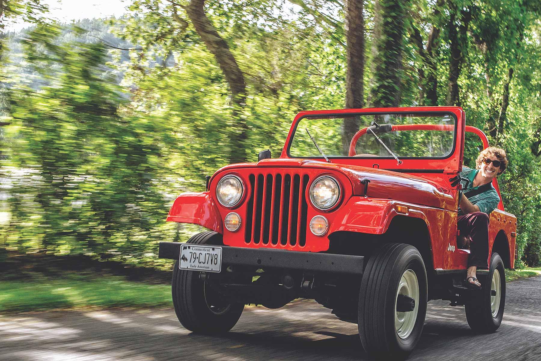 1979–1986 Jeep CJ-7