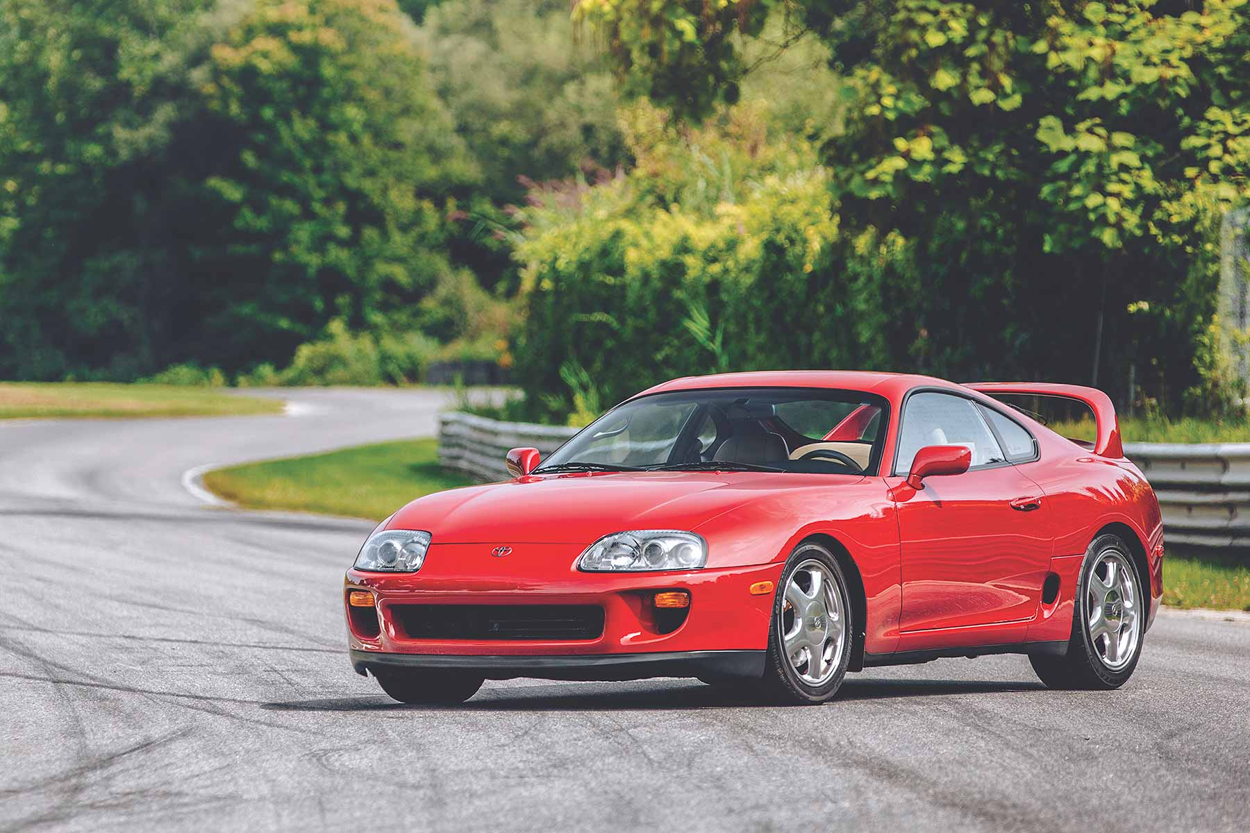 1994–1998 Toyota Supra Turbo | Motoring Research