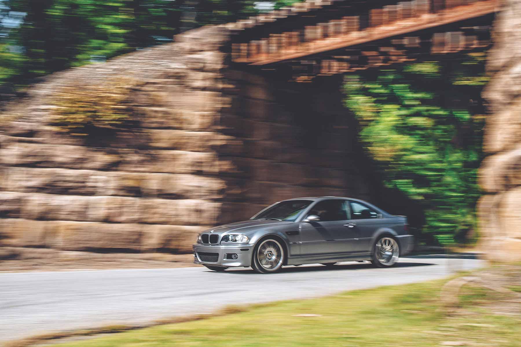 2000–2006 BMW M3