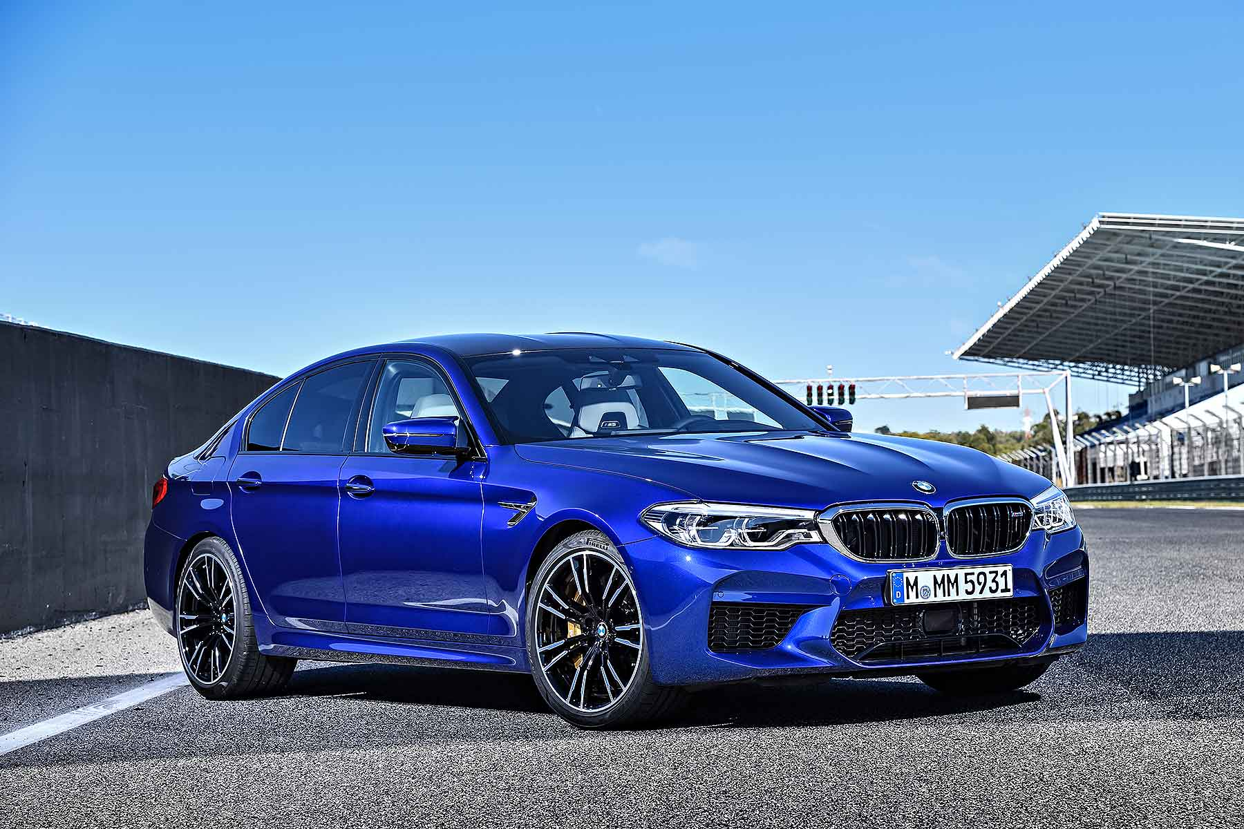 2018 Bmw M5 First Drive Back To Its Best Motoring Research