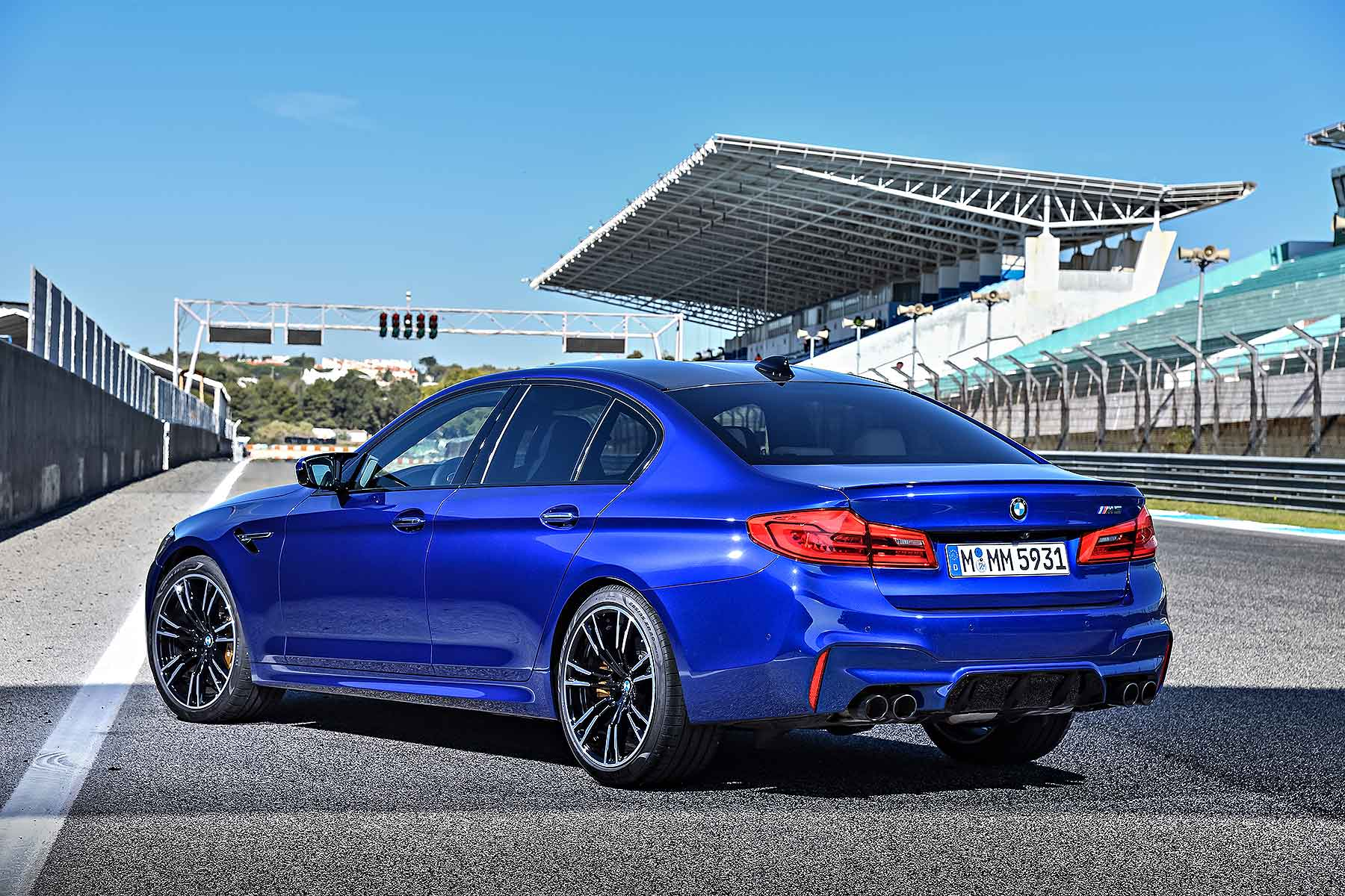 2018 BMW M5 First Drive: Back To Its Best?