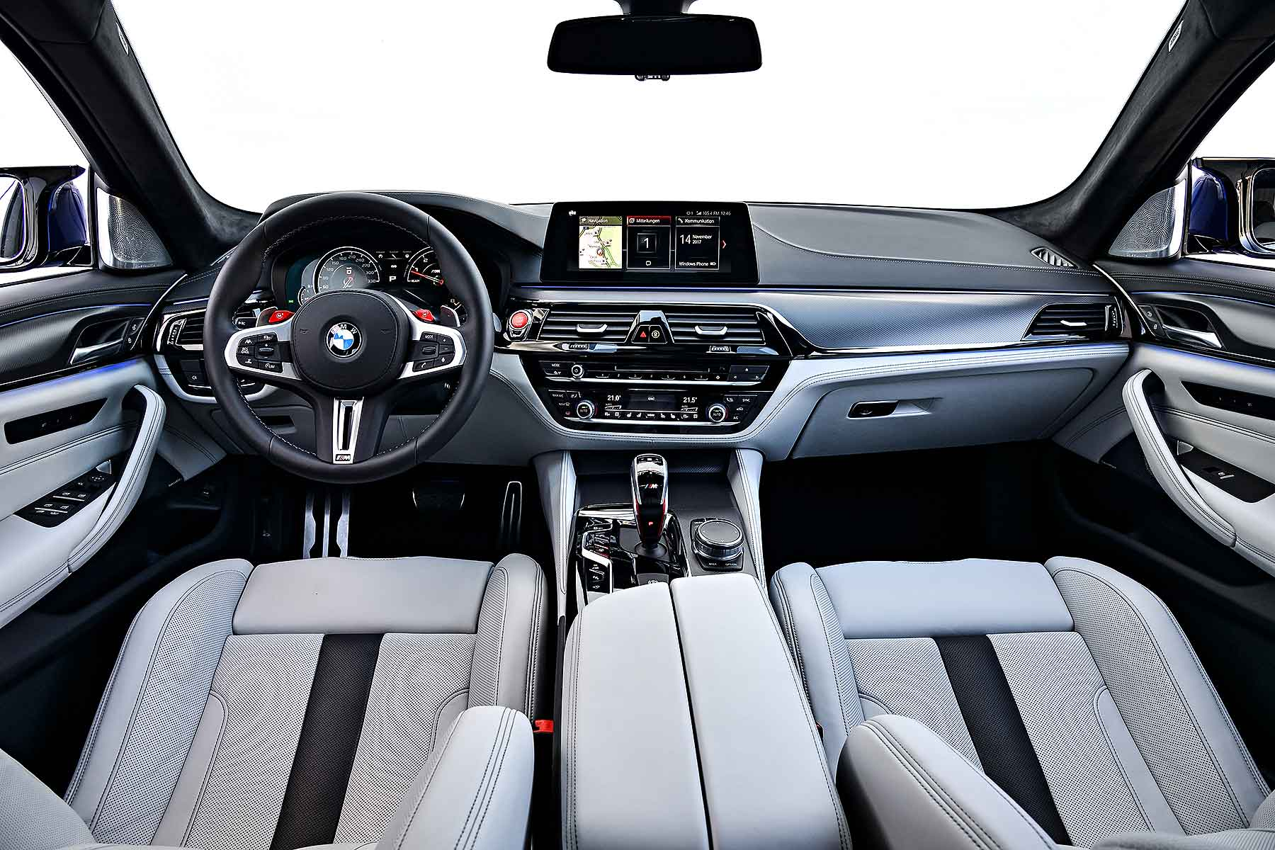 2018 bmw m5 first drive back to its best motoring research. Black Bedroom Furniture Sets. Home Design Ideas