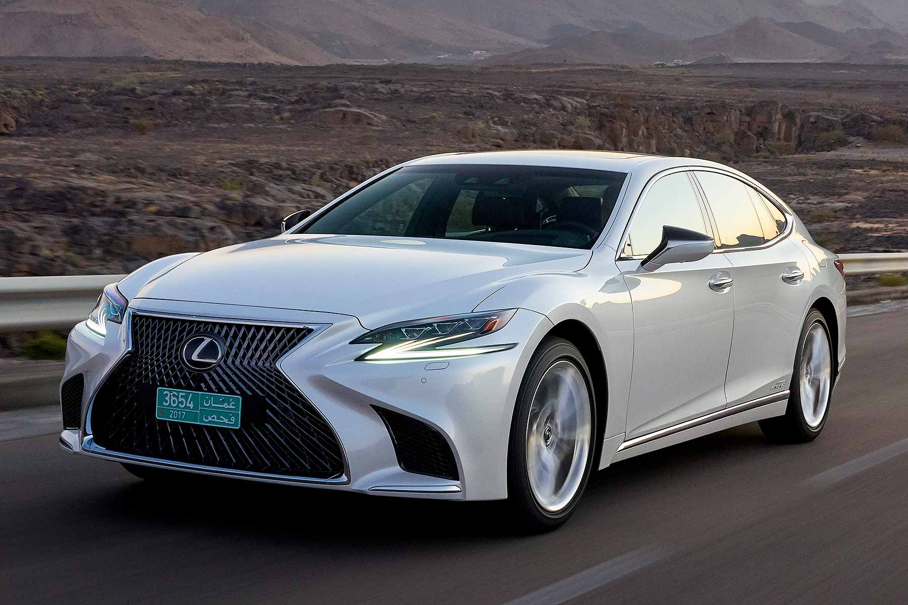 The All Hybrid New Lexus Ls Range Will Cost From 72 595