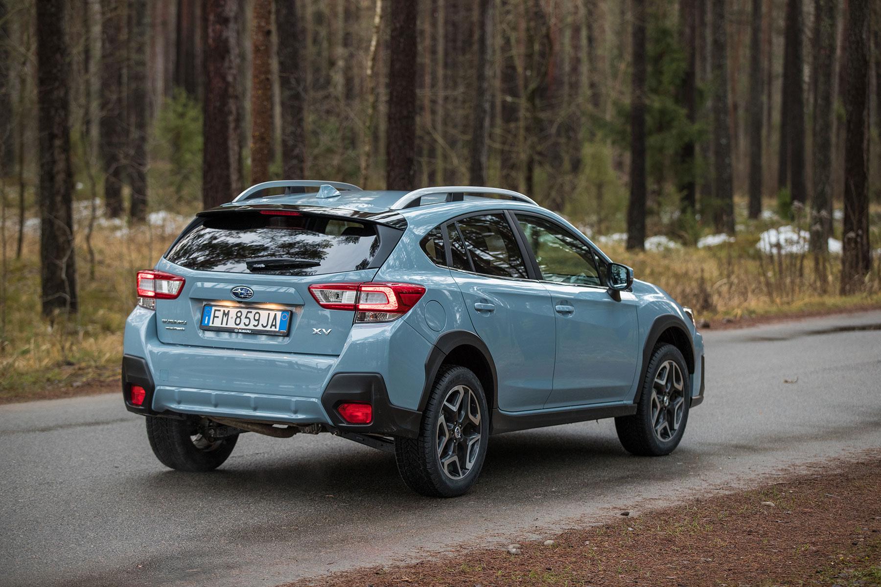 Subaru Crosstrek Used >> Subaru XV | Motoring Research