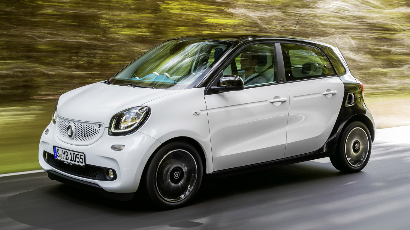Smart Forfour 1.0 71