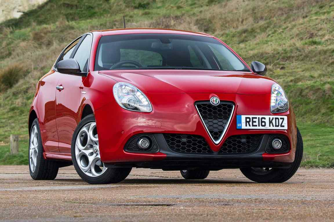 3 stars: Alfa Romeo Giulietta