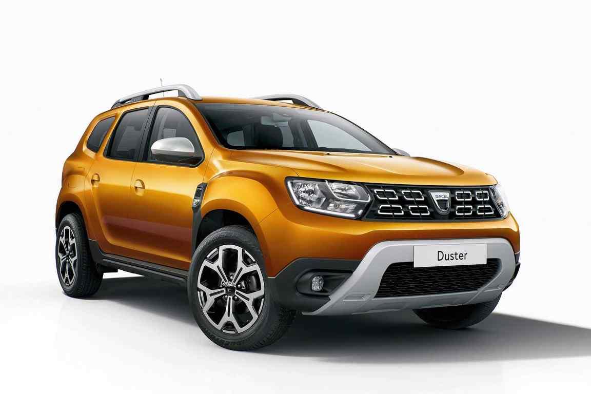 3 stars: Dacia Duster