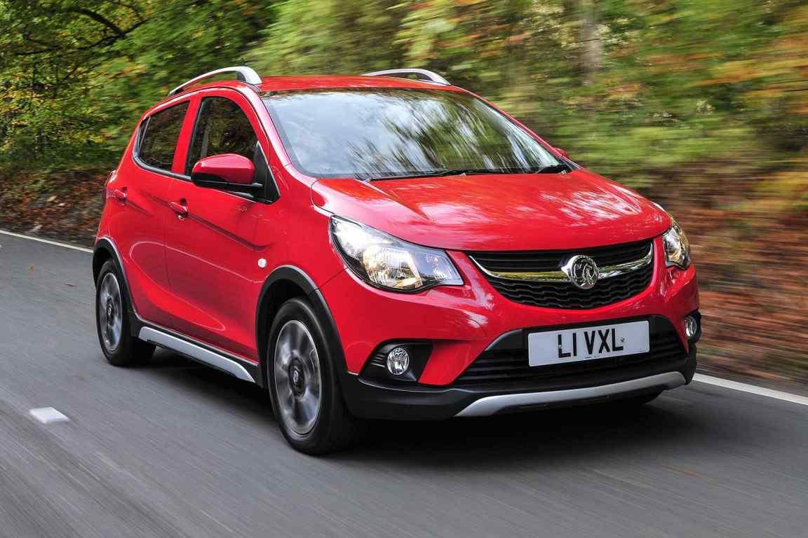 3 stars: Vauxhall Viva